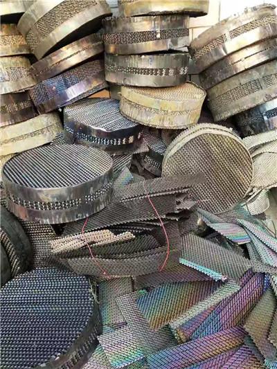 阳泉回收钛公司